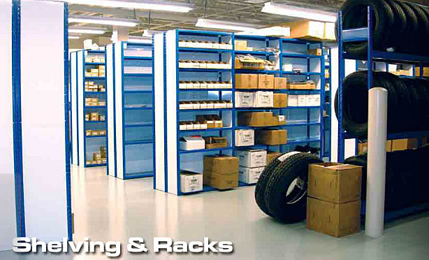 Equipto Shelving & Racks