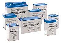Powersonic Batteries