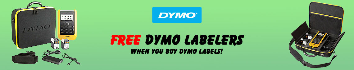 Dymo Labeler & Labels Promotional