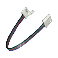 Calrad 92-321RGB Flexible Coupler 4-Wire