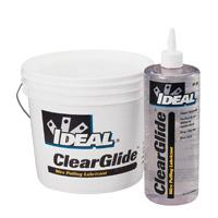 31-388 Ideal IndustriesClearGlWire Pulling Lubricant 1-Quart Squeeze Bottle
