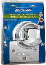Schlage 855101 Vehicle Hasp  8-1/2