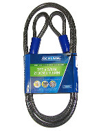 Schlage 999256 Steel Cable 7ft. x 3/8in. (213cm x 9.5mm)