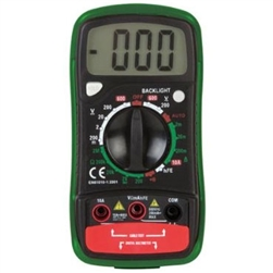 DVM630 Digital Multimeter with USB & LAN Cable Tester