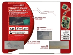 EDU03U Start To Solder Educational Kit