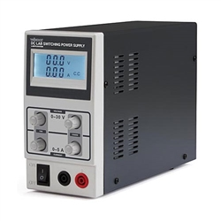 Power Supply, DC Laboratory Switch Mode 0-30 VDC 0-5 Amps