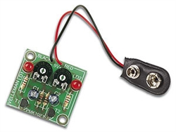 MK102 Flashing LED'S Electronics Kit