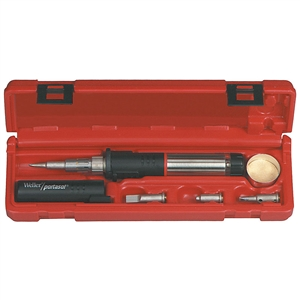 PSI100K Weller-Portasol Super-pro Self-igniting Butane Soldering Iron Kit
